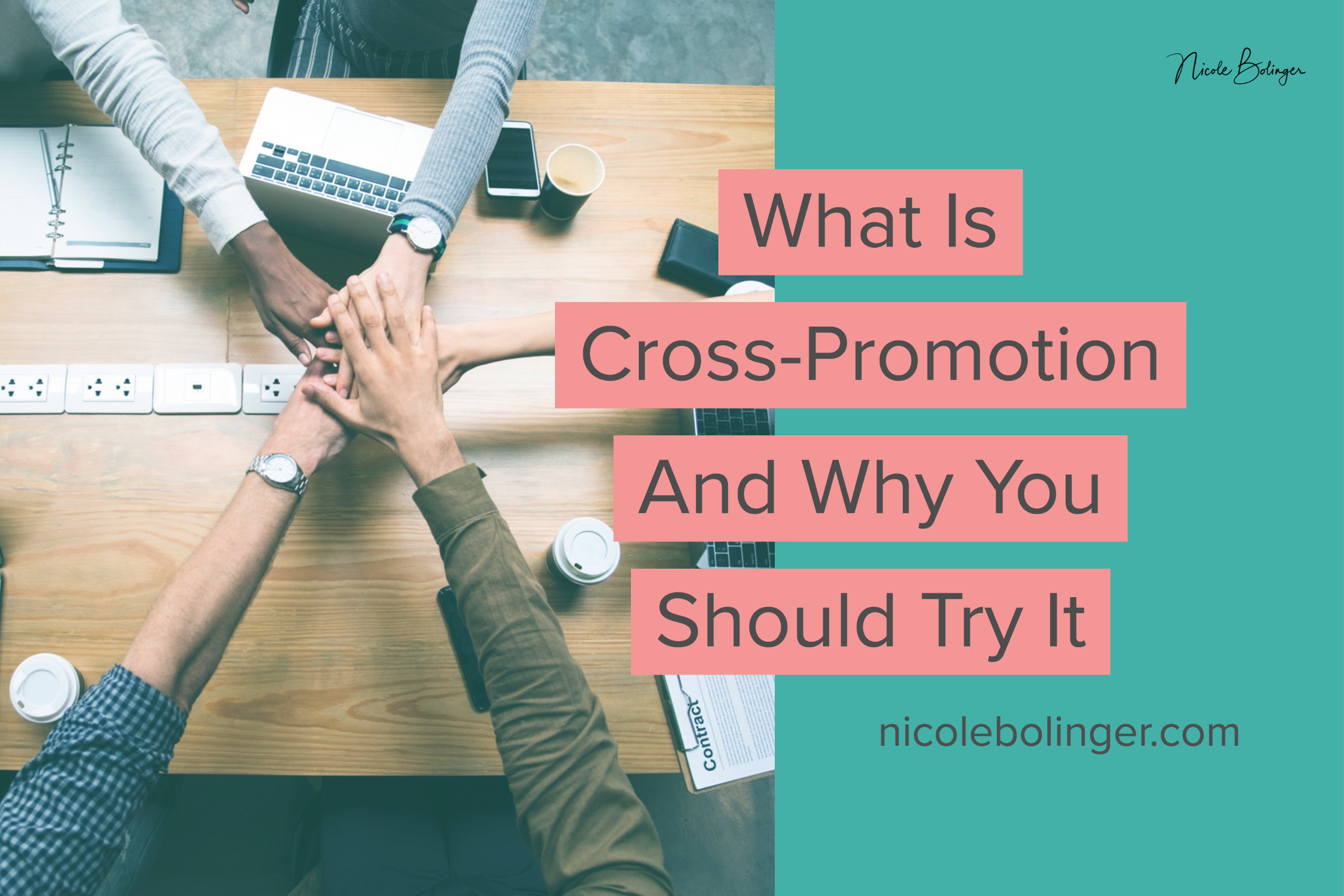 what is cross-promotion
