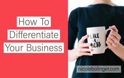 How To Differentiate Your Business